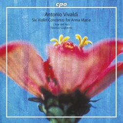 Six Violin Concertos for Anna Maria