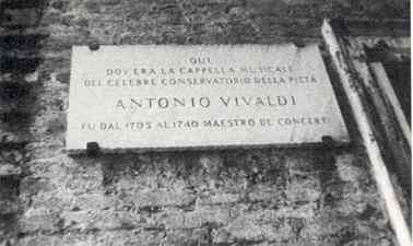 Vivaldi Tafel